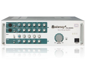 Arirang 203XG âmply karaoke cao cấp, chất lượng cao, âm thanh tuyệt hay, độ bền cao