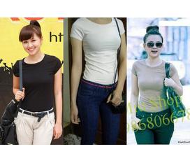 Áo phông Mng VNXK xịn 100% hàng cộc tay chuẩn bị về đây các nàng ơi Vào chọn màu và kích cỡ cho mình đi thôi.