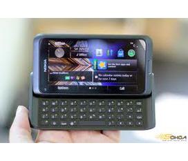 Nokia E7 hàng cty chính hãng còn BH 24.02.2012 bán