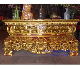 Tư vấn thiết kế đồ thờ tương phật tại Cty Cp Mỹ Nghệ Sơn Đồng