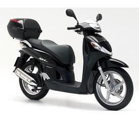 Xe Sh150i màu đen đăng kí cuối 2009