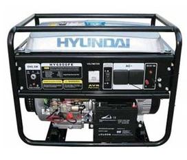 Máy phát điện Huyndai HY1200L xăng