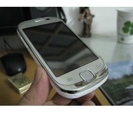 Galaxy Fit S5670..Trắng bạc mới cóng..đẹp long lanh..bảo hành .. full ảnh