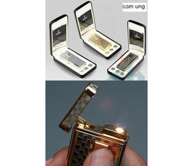 Bật lửa chuyên dụng cảm ứng thân nhiệt cao cấp như Iphone