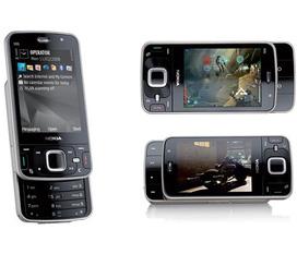 Đại Phong Mobile xin trân trọng giới thiệu Nokia N96 mới 100% nguyên hộp có bảo hành 12 tháng