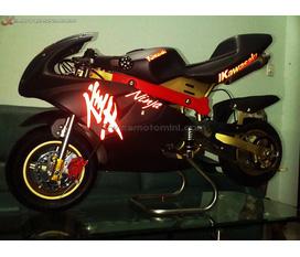 Xe moto mini hàng độc 2012