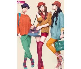 Hàng Xuân mới về nhiều mẫu mã cực dễ thương và quyến rũ nhé.Chuyên bán sỉ lẻ thời trang Korea Gmarket.Hàng mới về