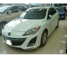 Mazda 3 HB Trắng NK Đài Loan có biển, xe gia đình đi ít, mới đẹp, giá hợp lý