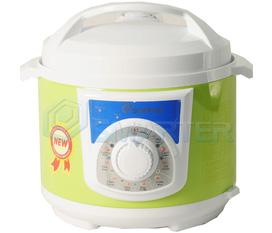 Nồi áp suất điện đa năng Smarter 5 lít, tiết kiệm điện năng, tiết kiệm thời gian và kinh tế cho gia đình