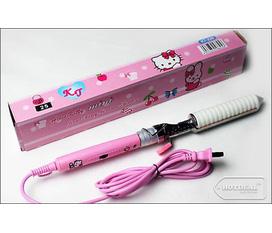 Máy Uốn Tóc Hello Kitty
