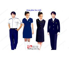 May đồng phục học sinh, sinh viên CTy HOA TAY May đồng phục chuyên nghiệp
