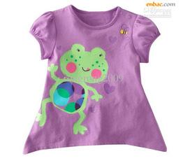 Thời trang cho bé mẫu mới nhất xuân hè 2012