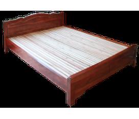 Giường gỗ tự nhiên 100% gỗ tự nhiên giá KM 1.500.000 VNĐ