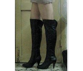 Boots da cao cổ mới 100% cần bán gấp