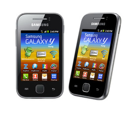 Samsung galaxy y s5360 giá chỉ còn 2800K cực sốc