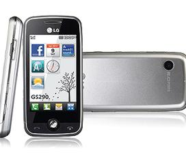 Bán LG GS 290 Cookies Fresh màu ghi, mới 95% xách tay korea nhé, giá rẻ thôi ạ chỉ 850k.