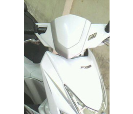 Airblade Fi màu trắng đẹp long lanh