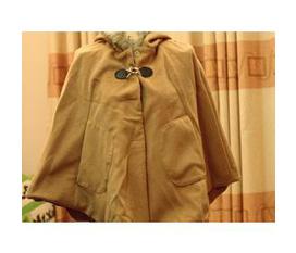 Thanh lý nhanh áo cape cực đẹp và độc, chất dày dặn, siêu mịn nhé