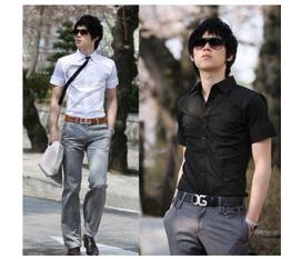 TOPIC 2: Phong cách sơ mi Hàn Quốc cho các teen boy đây
