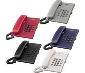 Điện thoại bàn Panasonic KX TS500MX, có hóa đơn VAT 10% KX TS 500 Bảo hành: 12 tháng, mua 5 máy trở lên chiết khấu