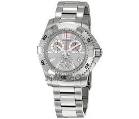 Đồng hồ Longines HydroConquest Chronograph Silver Dial Mens L36504766
