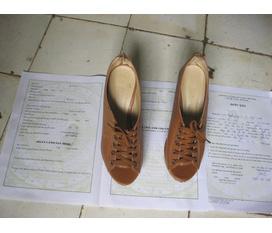 Giày xinh lung linh