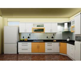 Tủ bếp đẹp mang phong cách hiện đại