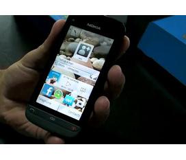 Cần thanh lý e điện thoại Nokia C5 03.