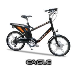 Xe đạp điện nhập khẩu đẳng cấp từ Đức :Sachs Eagle E bike