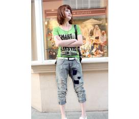Summer style, thời trang cá tính cho các tomboy, điệu đà dễ thương cho teen 9x Đang cập nhập hàng