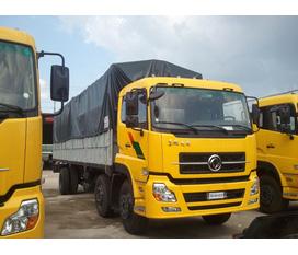 Xe tải dongfeng 2 dí, xe tải trung quốc 2 dí