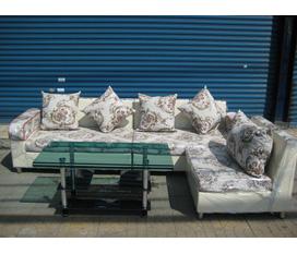 Sofa vải chi lai