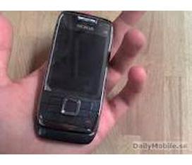 Nokia e66 blakc fullbox 1tr7