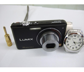 Panasonic Lumix DMC FX37 Ống kính High Quality Vario Leica DC , Zoom quang 5X , Quay phim độ nét cao HD Độ nhạy sáng cao