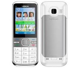 Nokia C5 00 hàng cty chính hãng còn BH 10 tháng bán