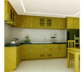 Tủ bếp Vinh Quang chuyên tư vấn thiết kê thi công lắp đặt nội thất phòng bếp