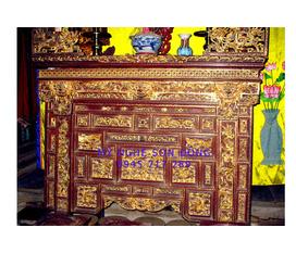Chấp Tải,Hộ Pháp,Kiệu Đồ Thờ Tượng Phật Cty Cp Mỹ Nghệ Sơn Đồng