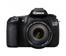 Canon EOS 60d lens Kit 18 135 IS