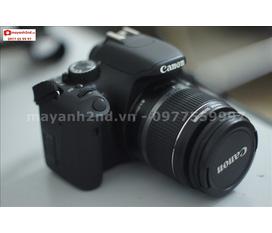 Canon 550D đẳng cấp, chuyên nghiệp