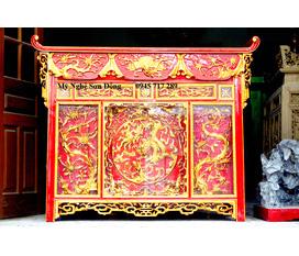 Chấp Tải,Ô Sa,Sập Đồ Thờ Tượng Phật Cty Cp Mỹ Nghệ Sơn Đồng