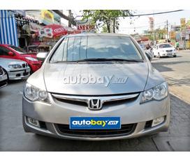 Cần bán xe Honda Civic 1.8LMT model 2008