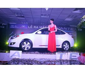 Hyundai Lê Văn Lương khuyến mại lớn gói quà tặng cho khách hàng khi mua xe tại showroom.