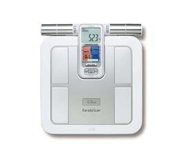 Máy đo lượng mỡ cơ thể HBF 362 , dễ sử dụng và đảm bảo vệ sinh, là sản phẩm lý tưởng cho việc chăm sóc sức khỏe gia đình