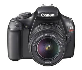 Máy ảnh Caon EOS Rebel T3 , Canon 1100D