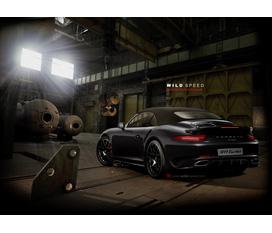Porsche 911 Turbo S Cabriolet 2012