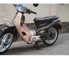 Cần bán xe Max hiệu YMH 50cc màu cafe sữa