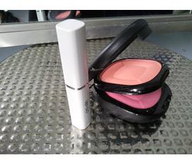Thanh lí phấn má 2 tầng hồng, cam, phấn mắt elf 32 màu new 97%, son lip or lip