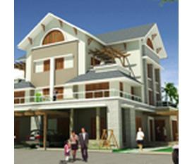 Kiến trúc nhà giá rẻ