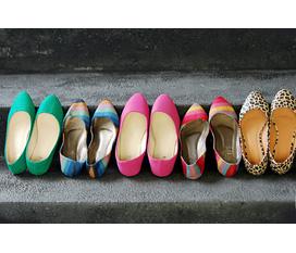Nhiều kiểu giày mới jia nha Giá rẻ