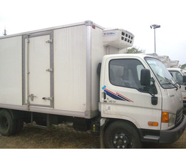 Hyundai Thăng Long chuyên phân phối xe tải Hyundai từ 1 tấn đến 24 tấn đóng thùng Đông lạnh , thùng kín , thùng phủ bạt